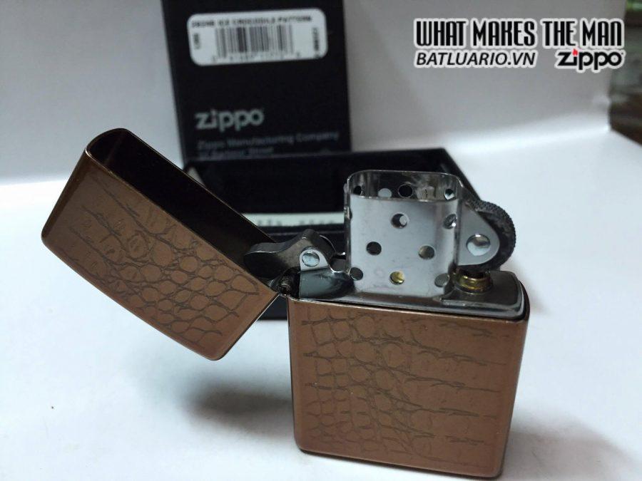 Zippo 29246 – Zippo Alligator Skin 4