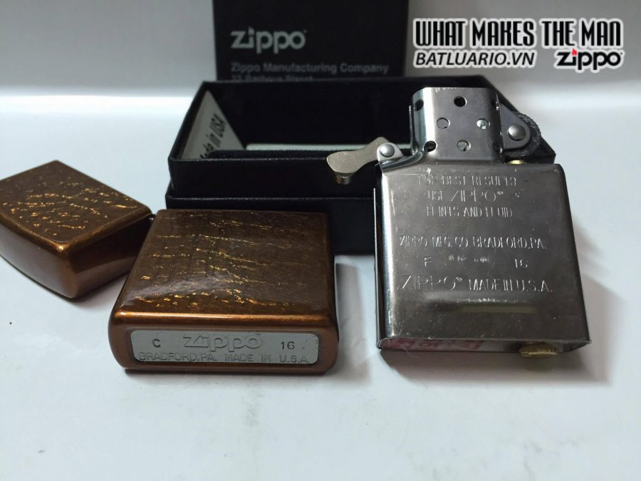 Zippo 29246 – Zippo Alligator Skin 5