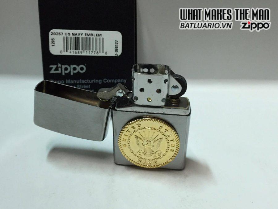 Zippo 29257 – Zippo US Navy Emblem 1
