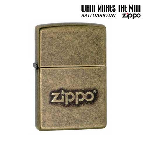 Zippo 28994 – Zippo Stamp Antique Brass