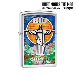 Zippo 29256 – Zippo Rio – Christ The Redeemer