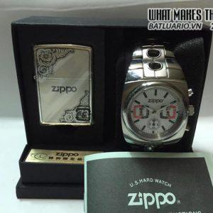 GIFT SET – ZIPPO & WATCH 5