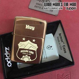 ZIPPO KHẮC HOÀNG ANH GIA LAI 02 – ZIPPO 169.HAGL02