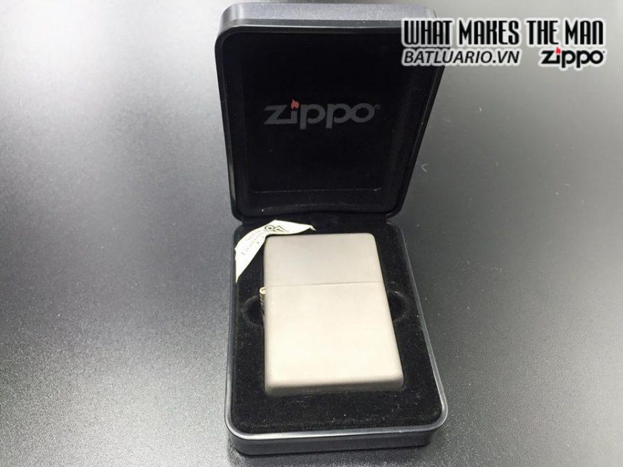 ZIPPO Solid Titanium – TI – 2003 2