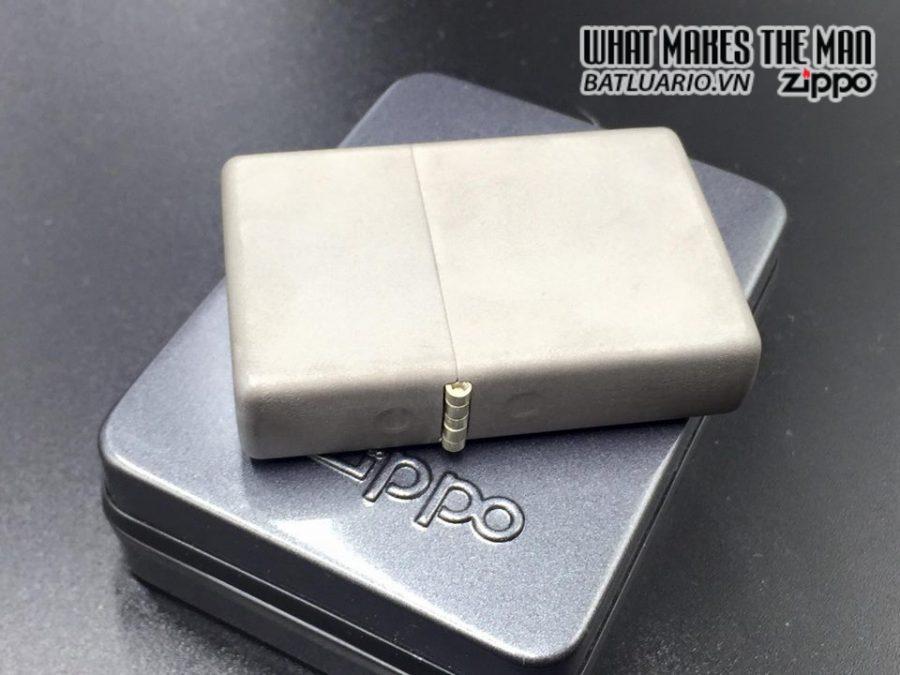 ZIPPO Solid Titanium – TI – 2003 5