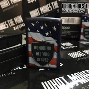Zippo 29092 – Zippo All That Served Navy Matte 1