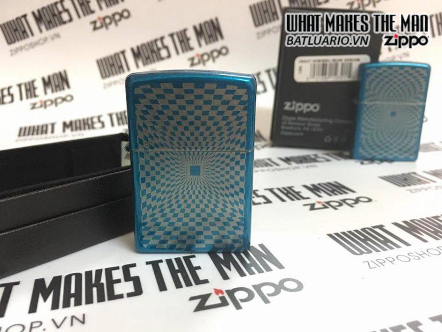 Zippo 29427 – Zippo Minimalisum Design Cerulean 3
