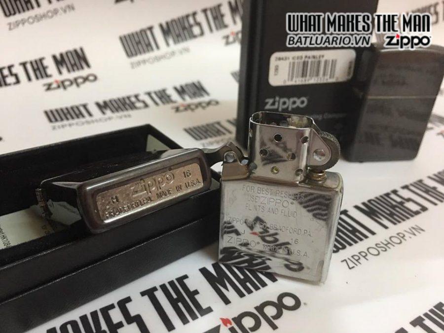 Zippo 29431 – Zippo Paisley Grey Dusk 6