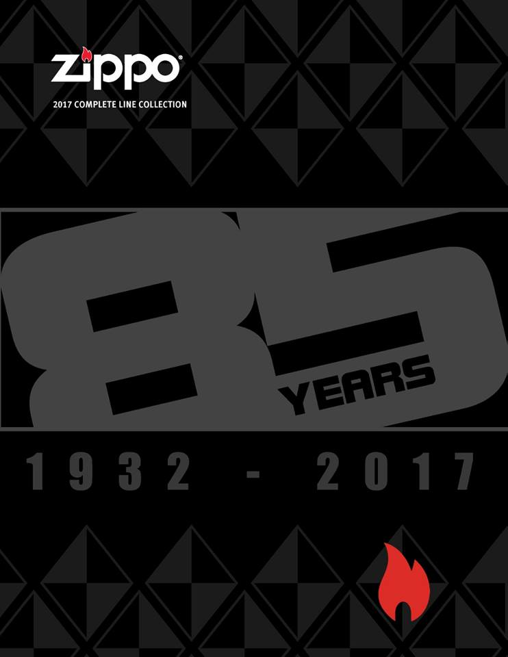 2017 Zippo Complete Line Collection