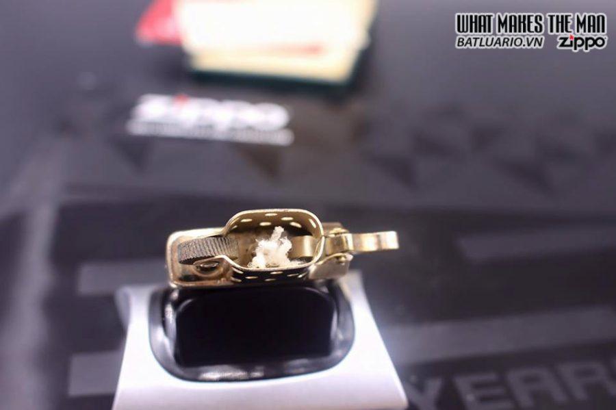 ZIPPO 10k GOLD FILLED 1950S 6