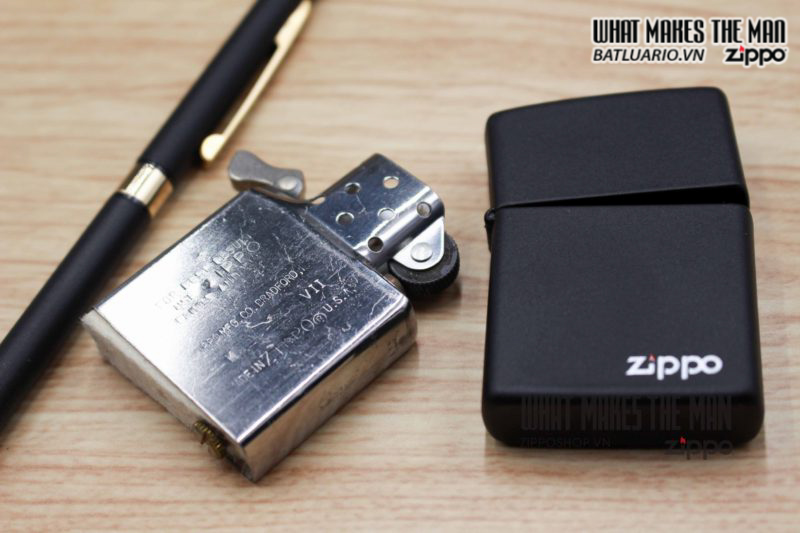 ZIPPO GIFT SET – PEN/LIGHTER 1