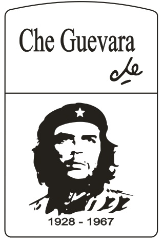 MẪU KHẮC ZIPPO 172 - CHE GUEVARA