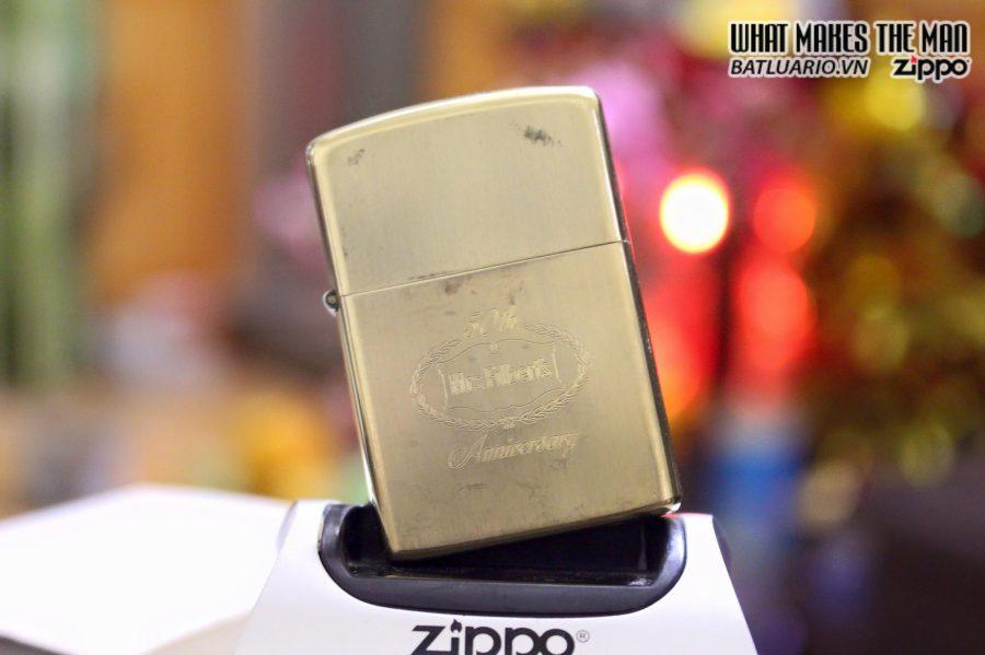 Zippo 10k Gold Filled 1970s- 25