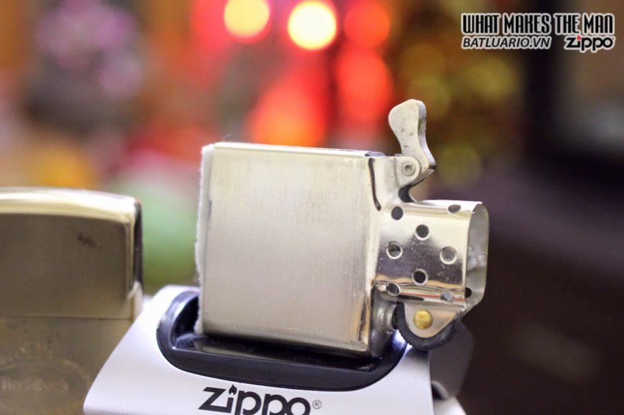 Zippo 10k Gold Filled 1970s- 21