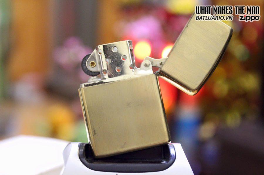 Zippo 10k Gold Filled 1970s- 22