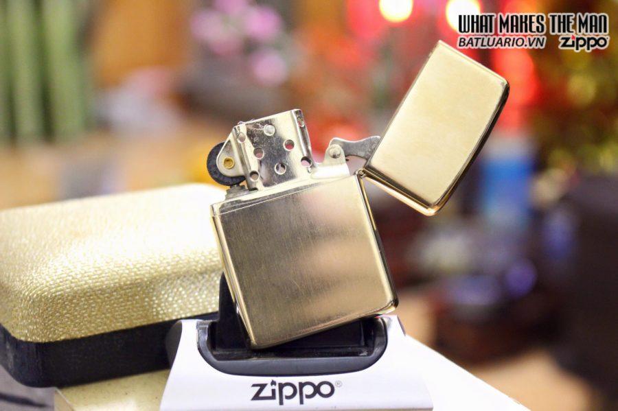 Zippo 10k Gold Filled 1970s 1