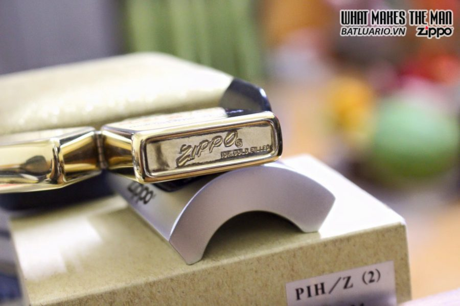 Zippo 10k Gold Filled 1970s 2