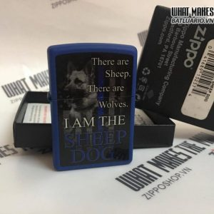 ZIPPO 229 I AM THE SHEEP DOG