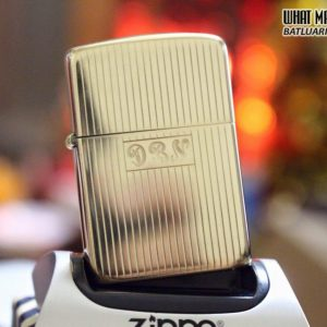 ZIPPO SOLID GOLD 14KT 5