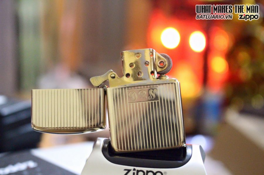 ZIPPO SOLID GOLD 14KT 6