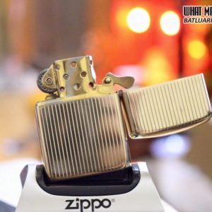 ZIPPO SOLID GOLD 14KT 2