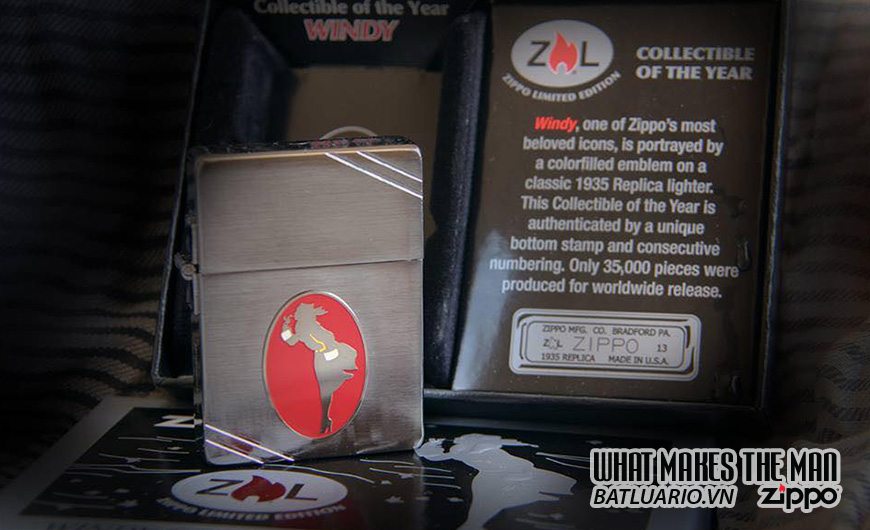 [ 1992 - 2017] TỔNG QUAN VỀ ZIPPO COTY - COLLECTIBLE OF THE YEAR - ZIPPO LIMITED