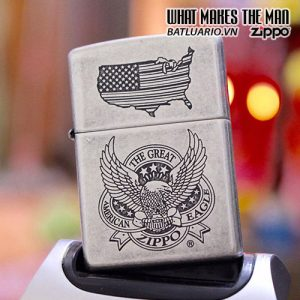 ZIPPO 121FB THE GREAT AM EAGLE 2016