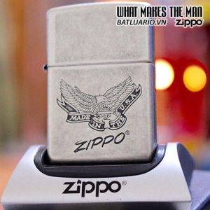 ZIPPO 121FB ZIPPO EAGLE MADE IN THE USA