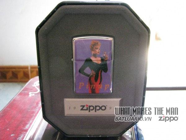 ZIPPO COTY 1996 - Zippo Salutes Pinup Girls 2