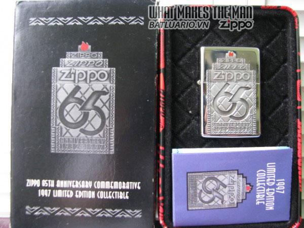 ZIPPO COTY 1997 - Zippo's 65th Anniversary 2