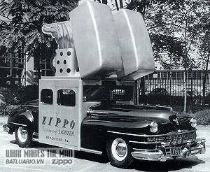 ZIPPO COTY 1998 - Zippo Car 1