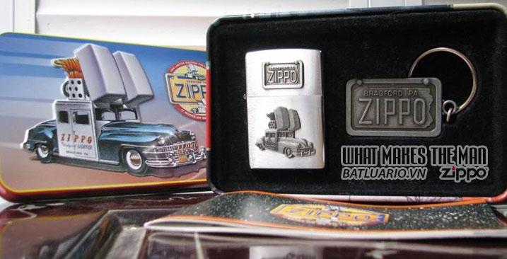 ZIPPO COTY 1998 - Zippo Car 2