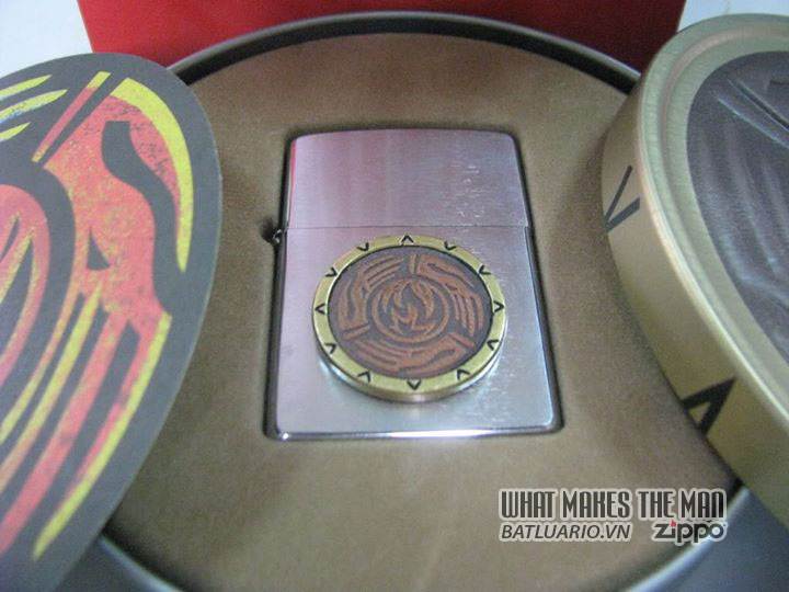 ZIPPO COTY 2000 - Keeper of the Flame 2