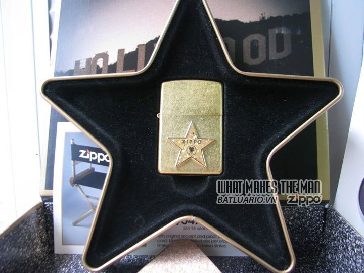 ZIPPO COTY 2001 - Hollywood's Leading Light 5