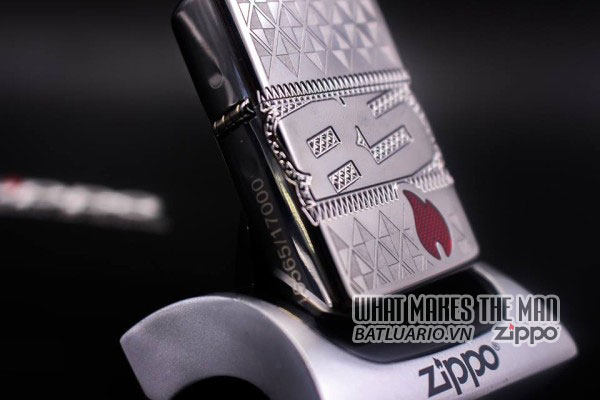ZIPPO COTY 2017 - ZIPPO 85TH ANNIVERSARY COLLECTIBLE OF THE YEAR 2017 14
