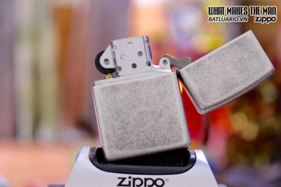 ZIPPO 121FB EAGLE HEAD USA