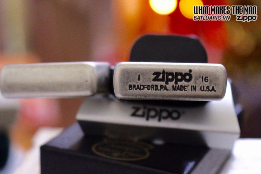 ZIPPO 121FB ZIPPO AND TIGER