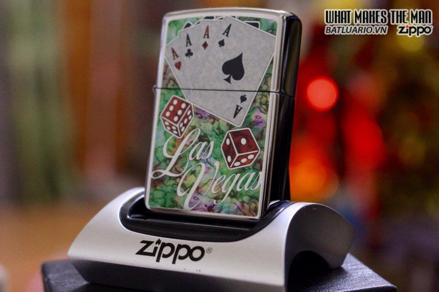 ZIPPO 250 FUZION CASINO CARDS