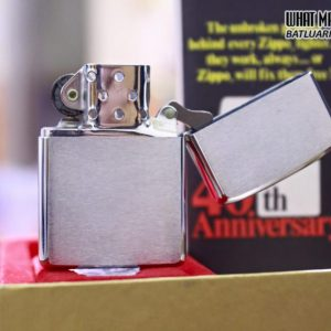 ZIPPO XƯA – MILITARY – TOWN & COUNTRY – 1972