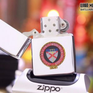 ZIPPO XƯA - MILITARY - TOWN & COUNTRY - 1965