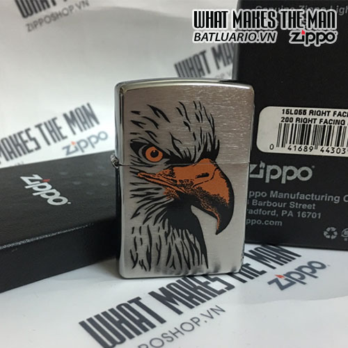 ZIPPO 200 RIGHT RACING EAGLE