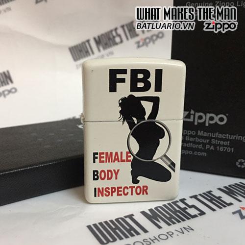 ZIPPO 214 FBI