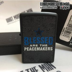 ZIPPO 218 BLESSED ARE PEACEMAKERS 1