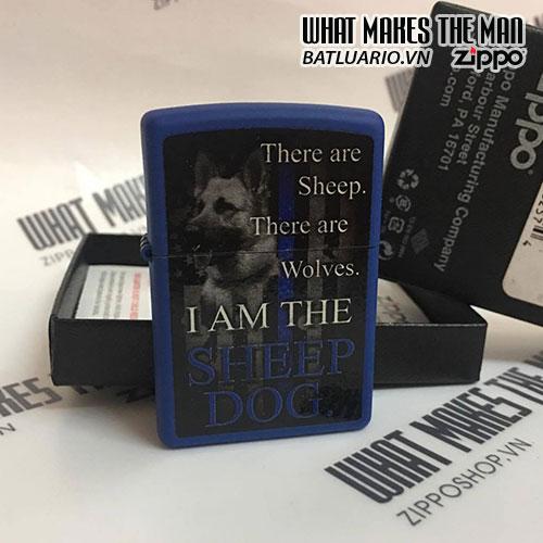 ZIPPO 229 I AM THE SHEEP DOG