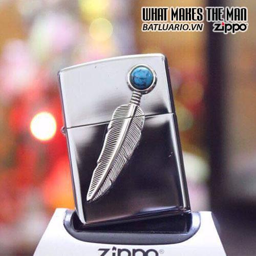 Zippo Indian Feather - 20XX