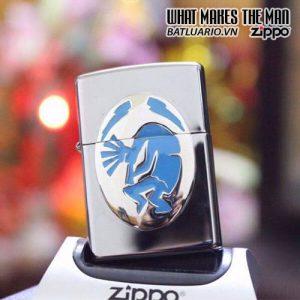 Zippo Indian Kachina Dancer - 20XX