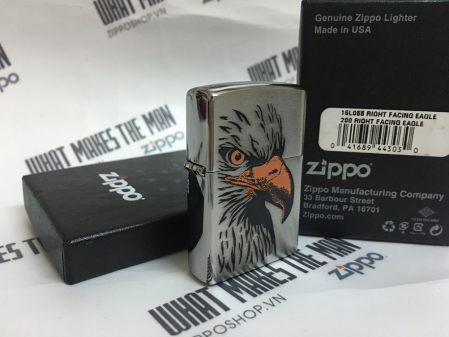 ZIPPO 200 RIGHT RACING EAGLE 2