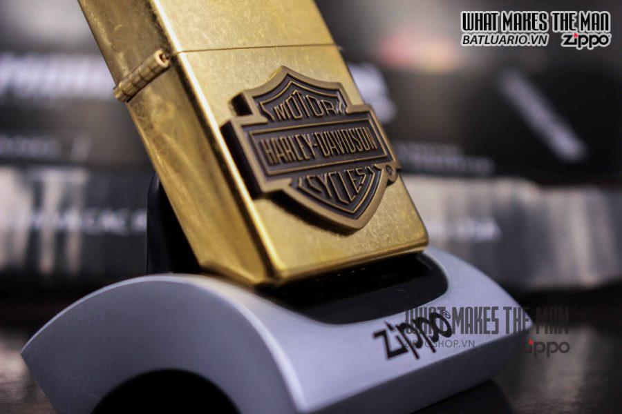 ZIPPO 2003 – HARLEY DAVIDSON® – HIẾM 3