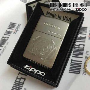 ZIPPO KHẮC BỘ CÔNG AN 17– ZIPPO 250.BCA17