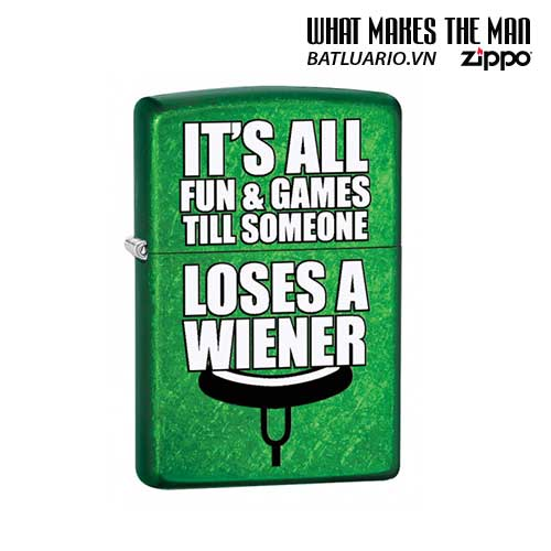Zippo 29345 – Zippo Its All Fun and Games Meadow